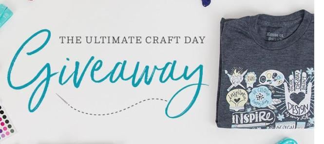 Spoonflower Ultimate Craft Day Giveaway