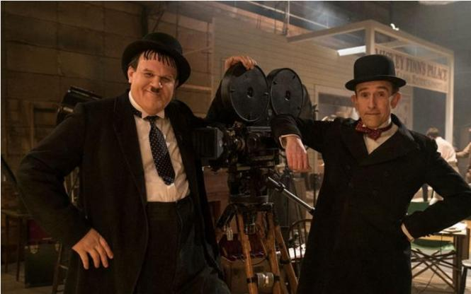 Fifty-Five Plus Stan & Ollie Contest