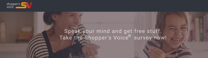 Shoppers Voice Canada Contest