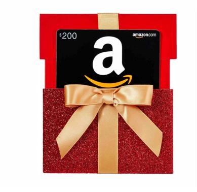 Weber Books $200 Amazon Gift Card Giveaway