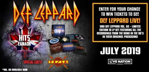 Def Leppard Contest