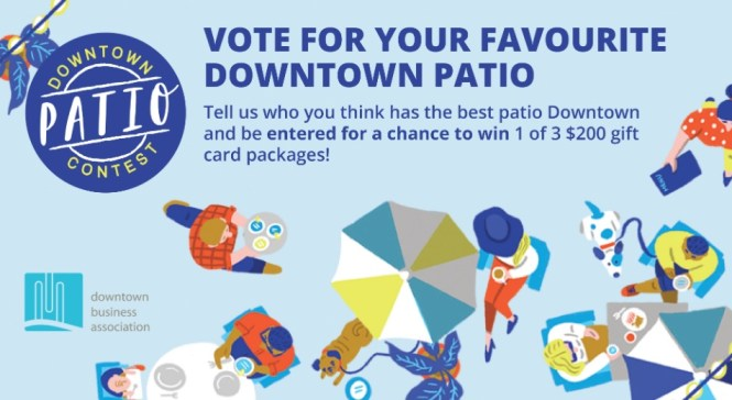 2019 Downtown Patio Contest