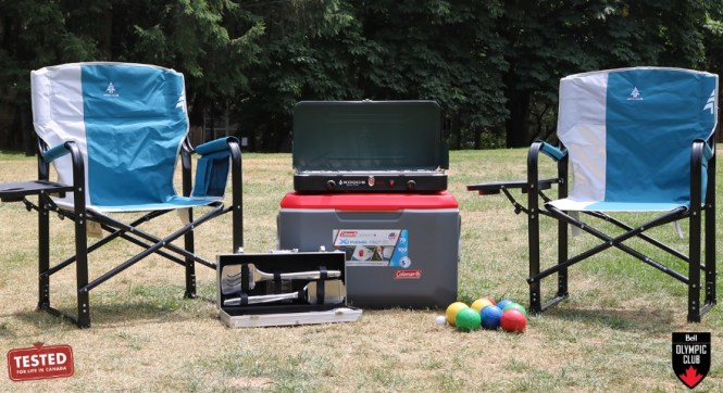Canadian Olympic Get Ready For Tailgating Season Contest