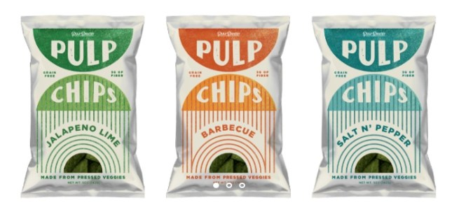 Pulp Pantry Tortilla-Style Veggie Chips Giveaway
