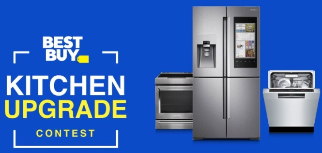 Rogers Cityline And Best Buy Kitchen Upgrade Contest