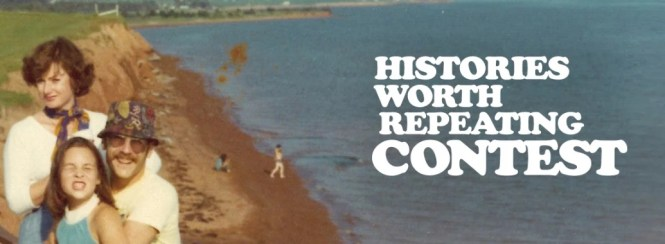 Tourism PEI Histories Worth Repeating Contest