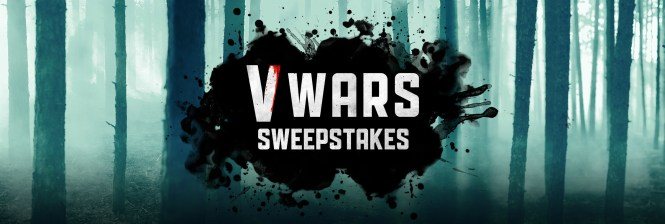 V Wars Sweepstakes - Enter To Win Two Hoodies And T Shirts Signed By Ian Somerhalder