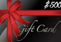 Elevated Faith $500 Elevated Faith Gift Card Giveaway