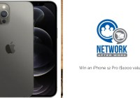 Network After Work iPhone 12 Pro Giveaway