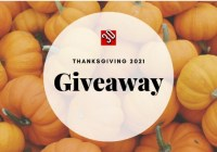 Thanksgiving 2021 3D Printing Canada Giveaway