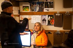 Great Canadian Heliskiing_guides Meeting