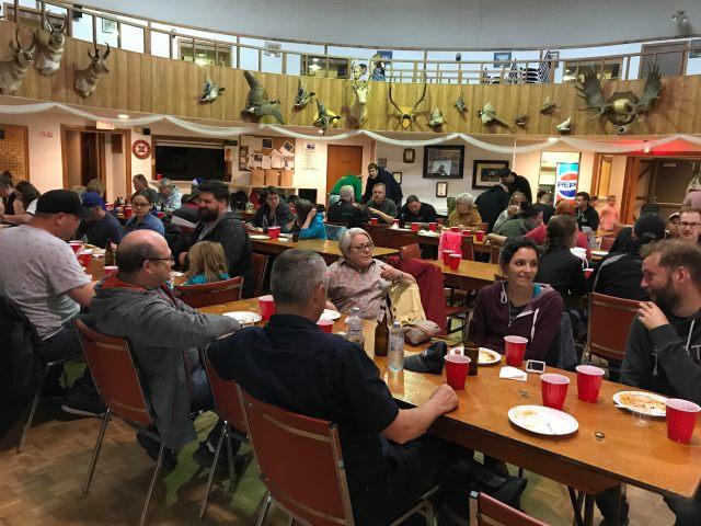 Club: BBQ annuel ALES (Regina, SK)