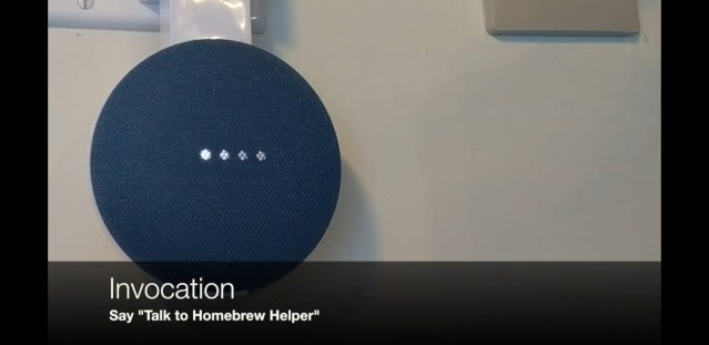 Q&A: David Pepin (Aylmer, QC), developer of Homebrew Helper for Google Home