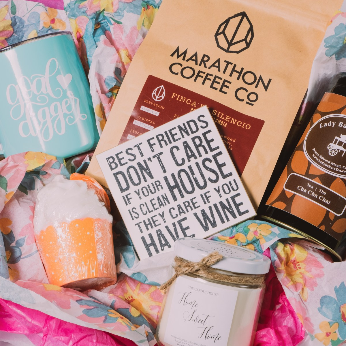Welcome Home, Eh Box by Canada in a Box 100% Canadian Subscription & Gift Boxes