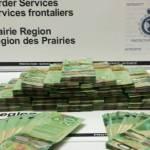 Mỗi năm có hàng triệu đô tiền mặt vào ra Canada không khai báo