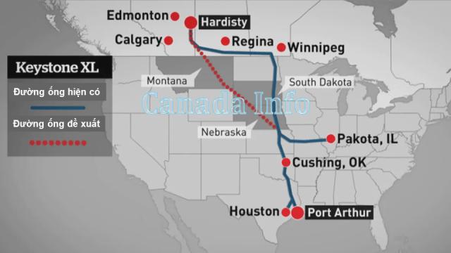 Biden sẽ hủy đường ống Keystone XL ngay ngày đầu tiên cầm quyền – Canada  Info