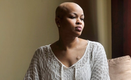 Image result for black woman cancer