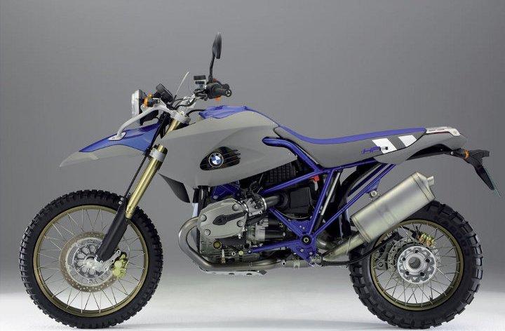 Test Ride: BMW HP2