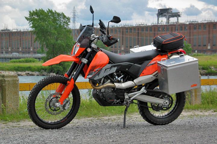 ktm 690 adventure project bike – part 2 | canada moto guide
