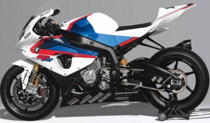 S1000RR gets the standard sport bike updates