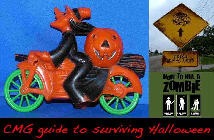 CMG's Guide to Surviving Halloween