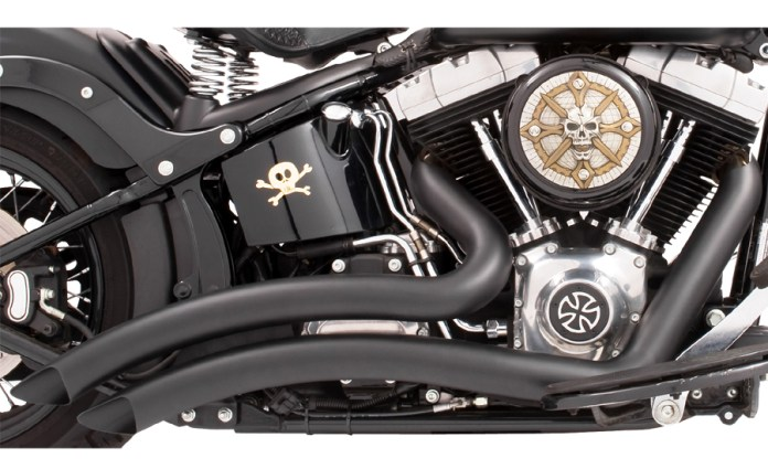 Harley-Davidson exhaust