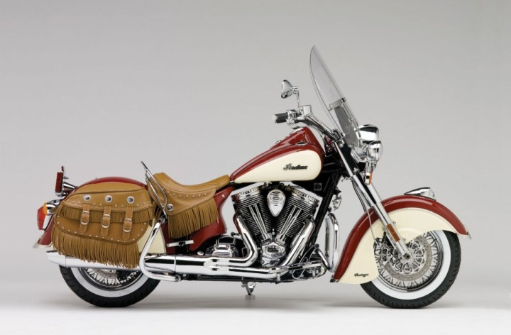 Polaris buys Indian
