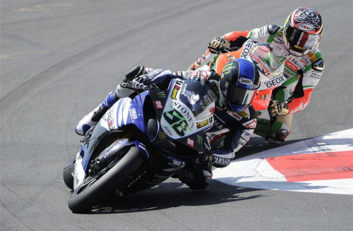 Laverty joins the best of SBK