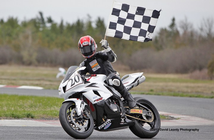 Canadian road racing opens at Shannonville