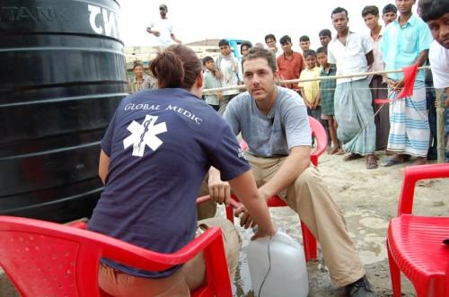 Global Medic rides again