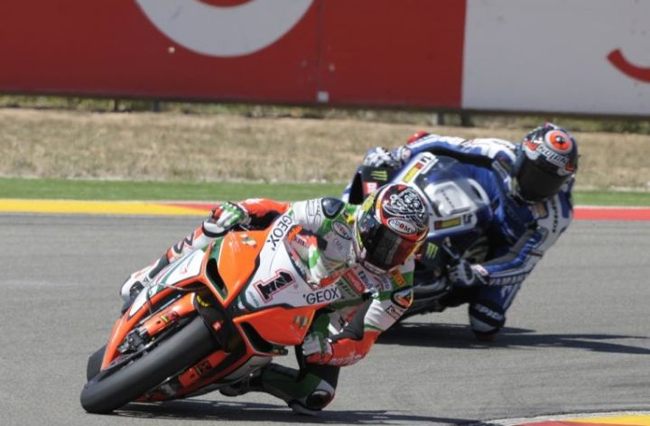 Italians invade Spain – WSBK