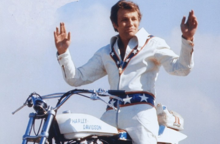 New Knievel film coming?