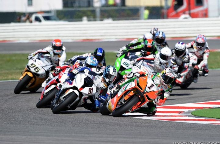 Checa charges ahead at Misano SBK