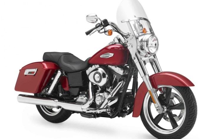 Rappel Harley-Davidson