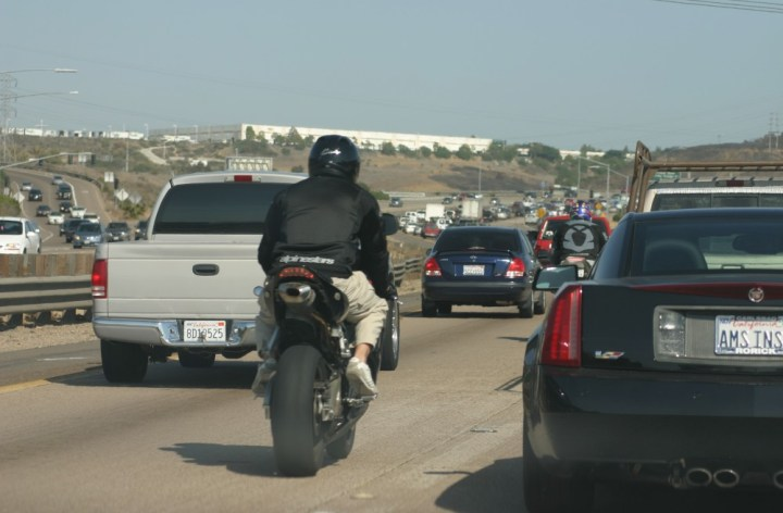 Lane-splitting bill introduced in state of Washington