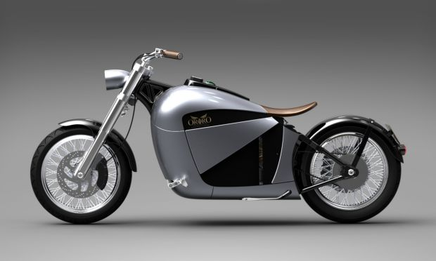 Electric-power cruiser and BMW E-Scooter