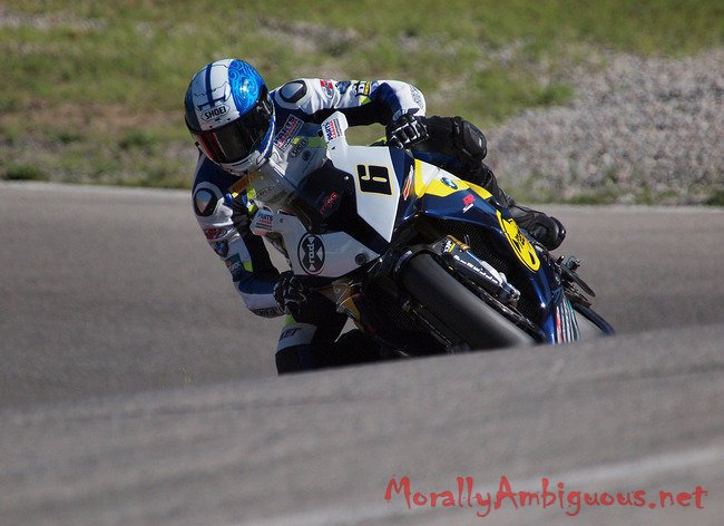 McCormick is new Superbike champ, but not undefeated