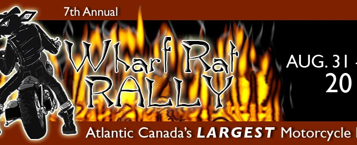 This weekend: Digby's Wharf Rat Rally