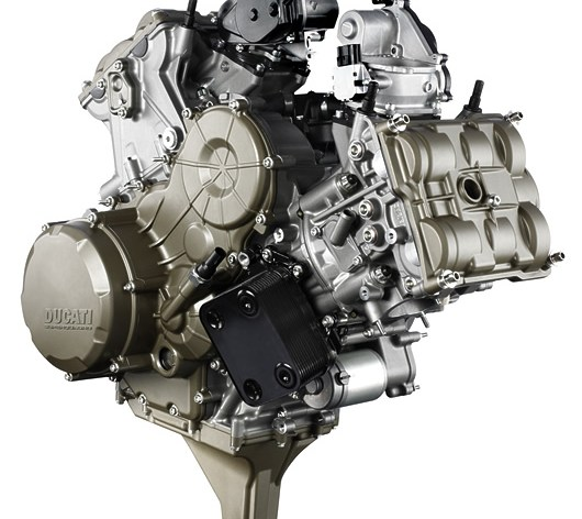 Ducati releases details of Panigale's Superquadro engine