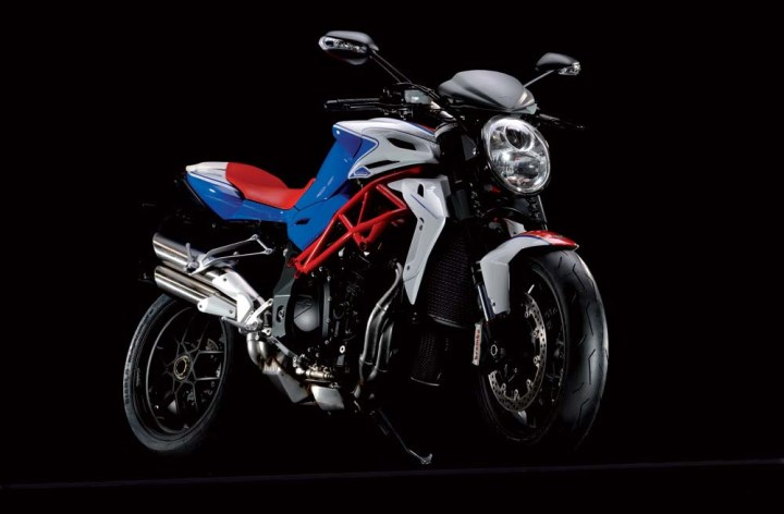 Another new Brutale unveiled