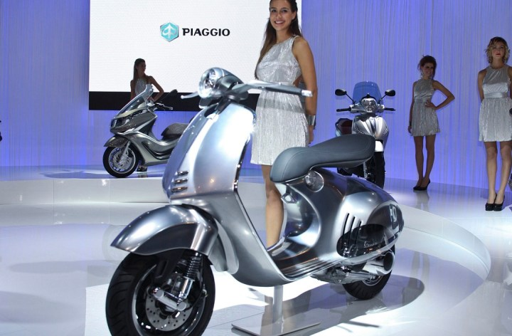 EICMA Scooter news