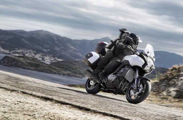 Kawasaki Versys 1000 unveiled
