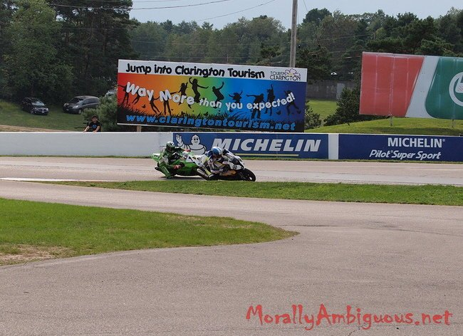 DUA Motorsports announces CSBK sponsorship