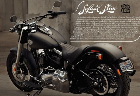 New Harley models on the way