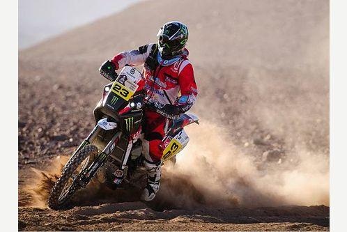 Dakar, Day 10: Barreda Bort wins stage
