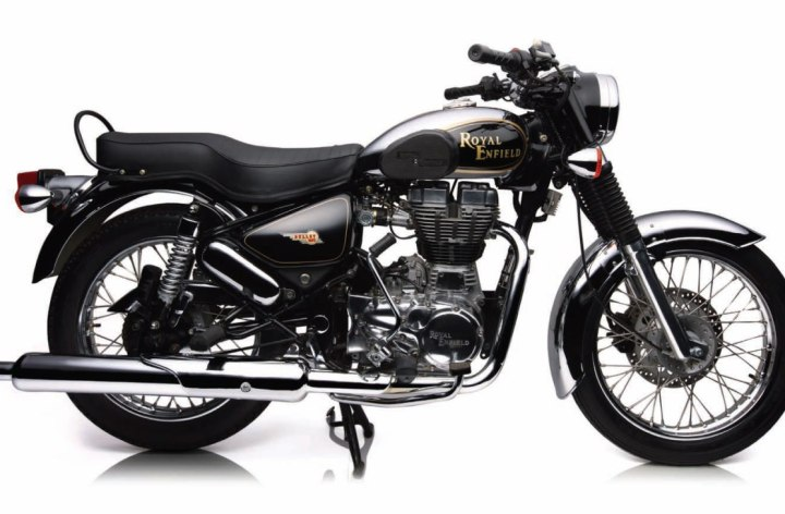 Royal Enfield to build a 250?