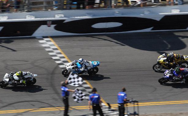 Squeakers at Daytona