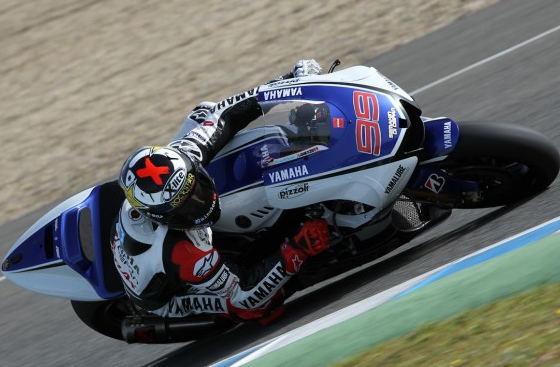 Action-packed Moto GP in Spain