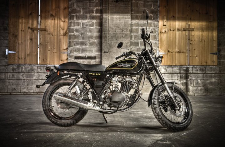 Cleveland Cyclewerks update