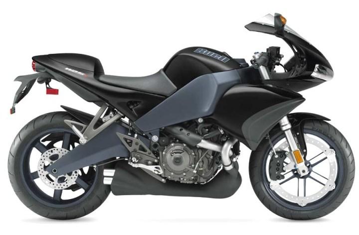 Test Ride: Buell 1125R